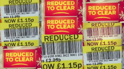 How to get the most out of the supermarket reduced section