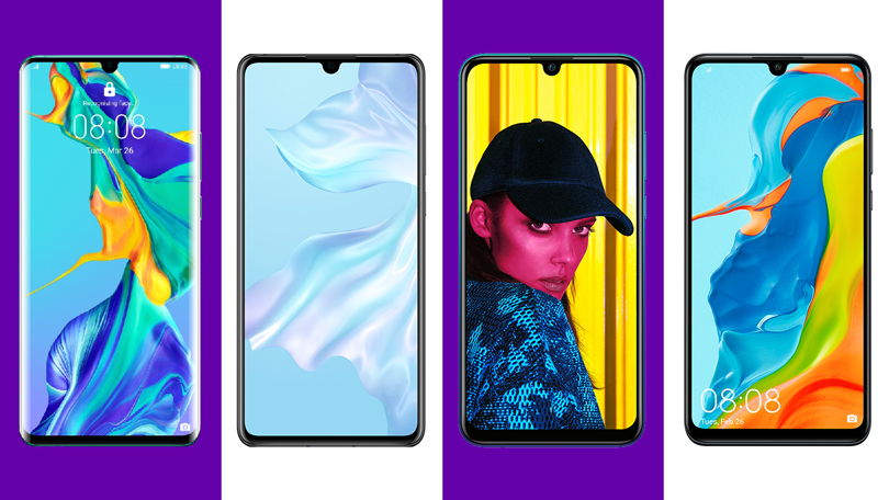 Which Huawei phone should you buy? P30, P30 Pro, P30 Lite or