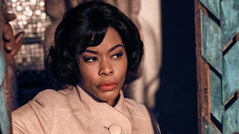 Golden Brooks in I Am the Night