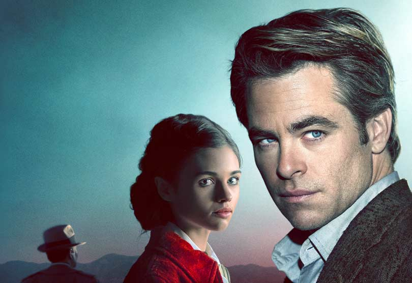 I Am the Night - Chris Pine stars in the Alibi drama