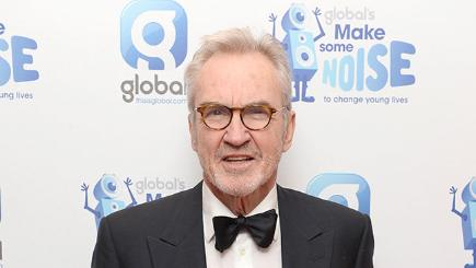 Larry lamb at globals make some noise night in 2014