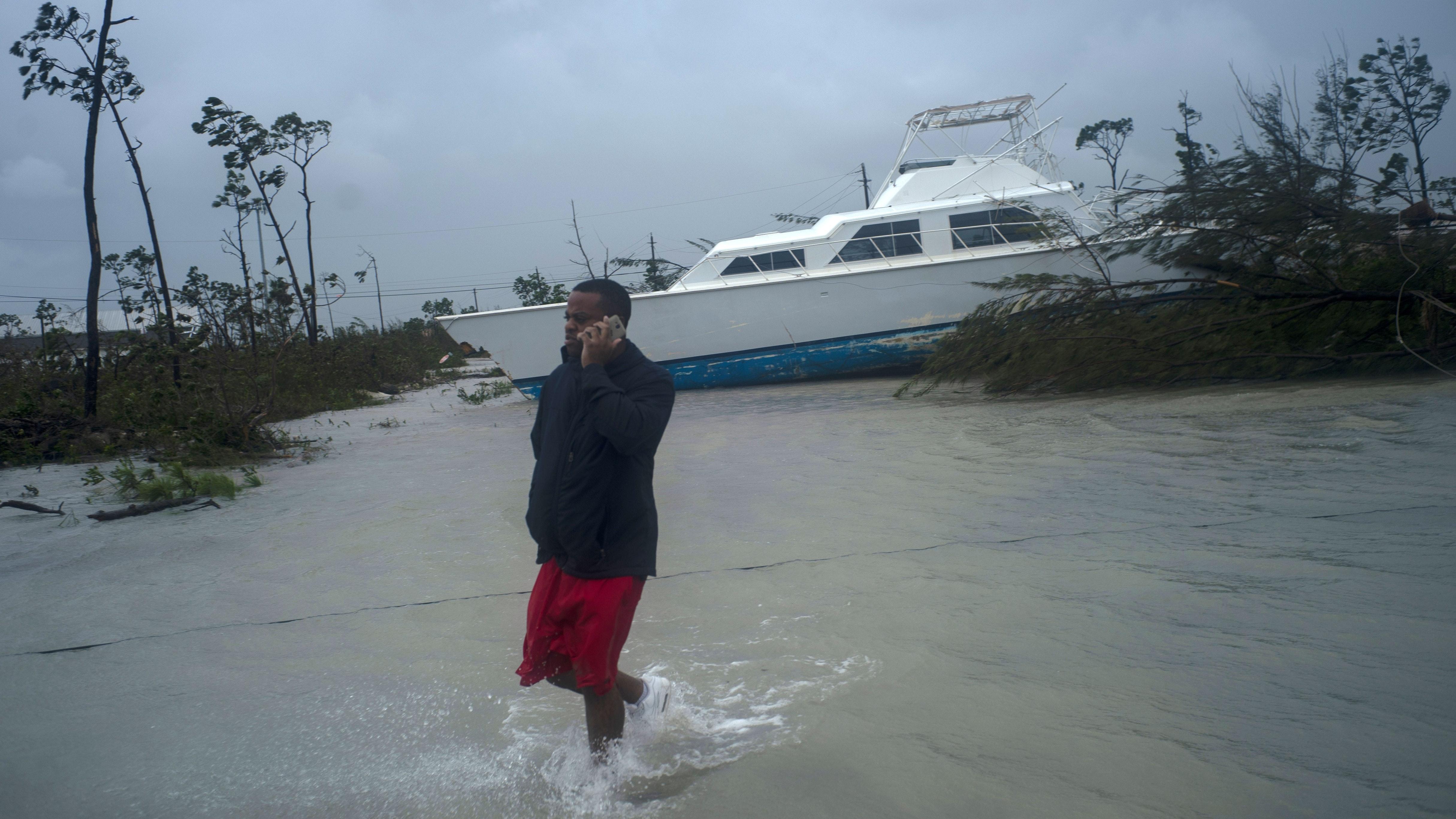 In pictures: Hurricane Dorian wreaks devastation in Bahamas   BT