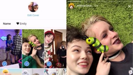 Instagram just added new ways to use its Stories feature