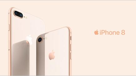 iPhone 8 and iPhone 8 Plus on BT Mobile - buy now