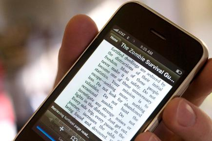 Ebook Reader Apps for Android, ios and Windows Phone