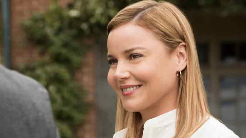 Abbie Cornish in Jack Ryan