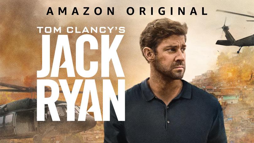 Jack Ryan season 2 on Amazon Prime Video