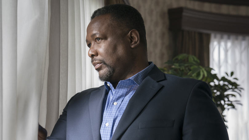 Amazon Prime Video's Jack Ryan - Wendell Pierce as James Greer