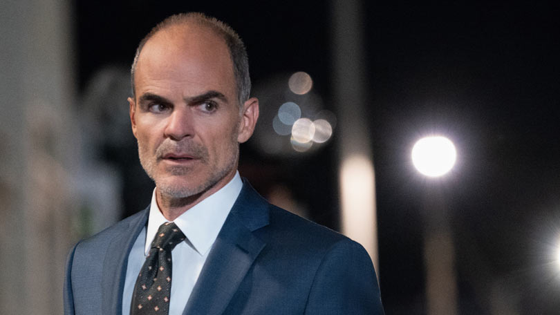 Michael Kelly as Mike November in Amazon Prime Video