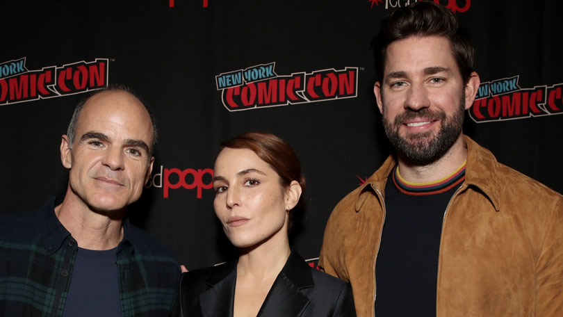 Michael Kelly and Noomi Rapace join the cast of Tom Clancy's Jack Ryan