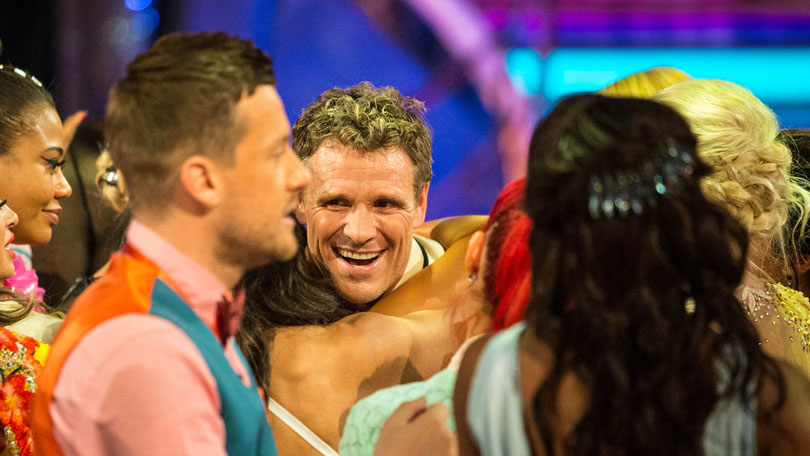 James Cracknell is voted off Strictly Come Dancing 2019