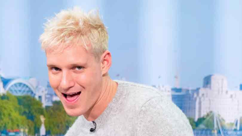 Made in Chelsea star Jamie Laing