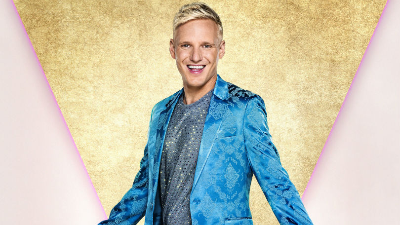 Jamie Laing in his Strictly costume