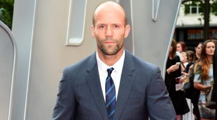 Jason Statham 'passionate' about Layer Cake sequel