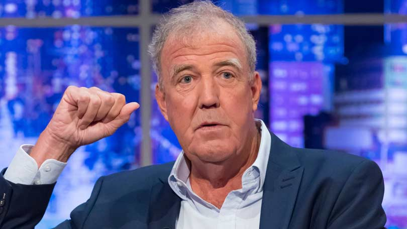 Jeremy Clarkson on The Jonathan Ross Show
