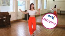 Joanne Clifton Strictly Come Dancing Samba