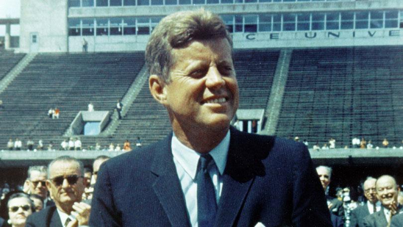 John. F Kennedy
