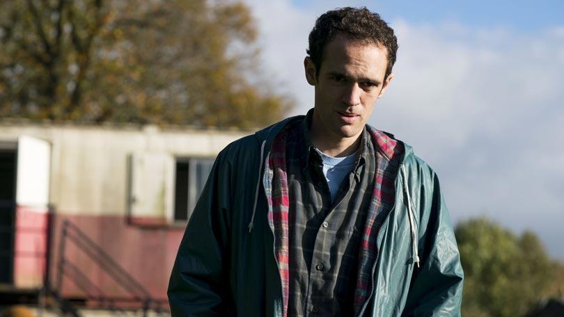 Jonny Holden plays Damien Donnelly in Dublin Murders
