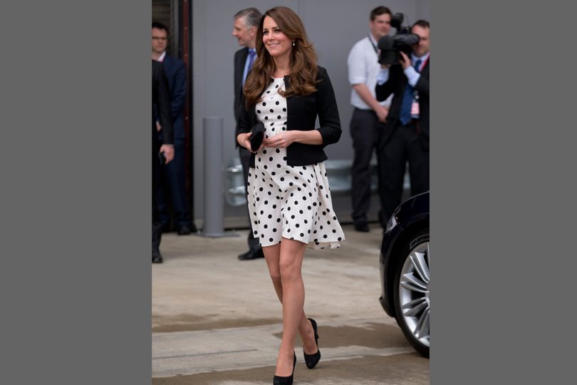 Kate Middleton in Topshop