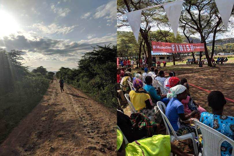 Rift Valley and end of Muskathlon