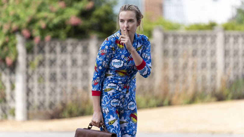 Killing Eve pyjamas