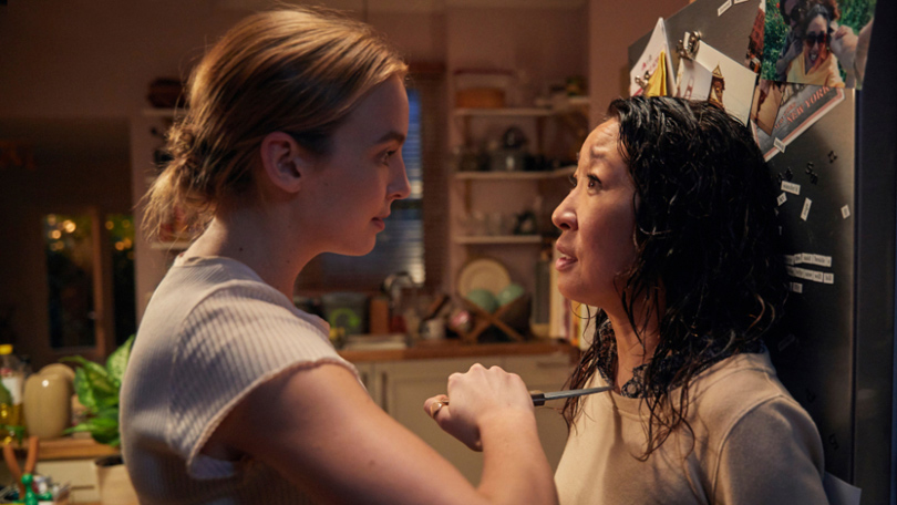 Killing Eve knife