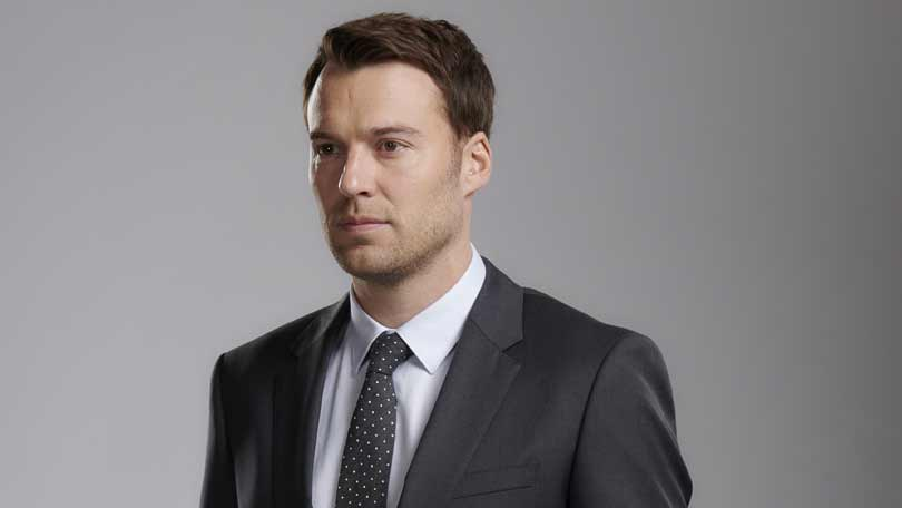 Peter Mooney in Burden of Truth