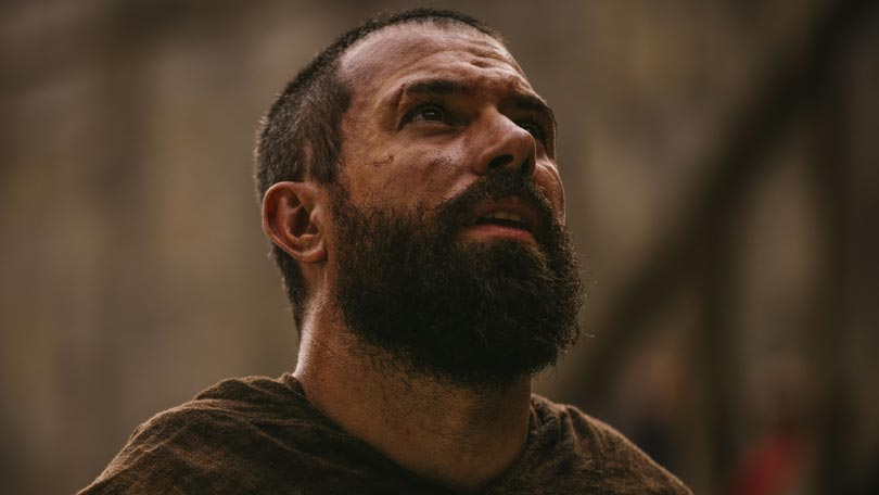 Tom Cullen in Knightfall season 2