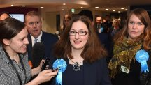 Caroline Johnson will be the new MP after winning 17,570 votes