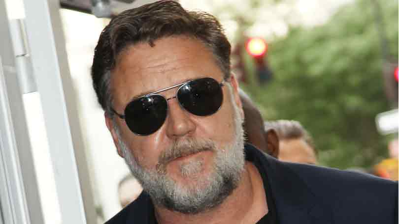 Russell Crowe is the narrator of Prime Video's Leeds United documentary