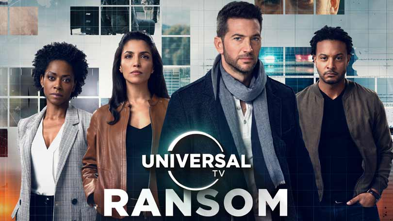 Ransom season 3 on Universal TV