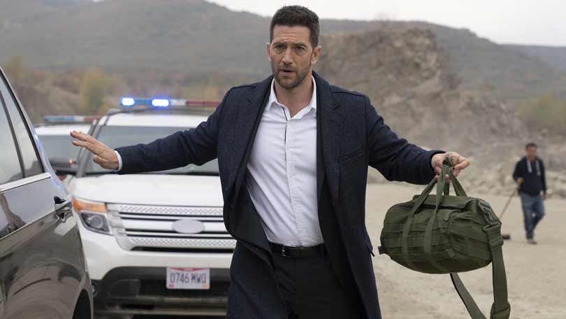 Eric Beaumont (Luke Roberts) in Ransom season 3