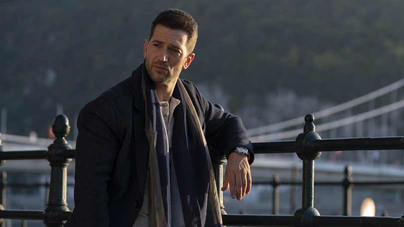 Luke Roberts in Ransom season 3