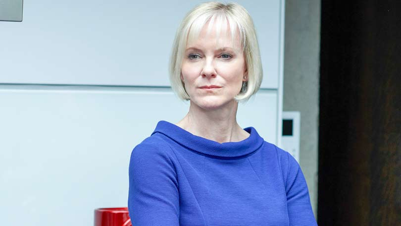 Hermione Norris in Luther