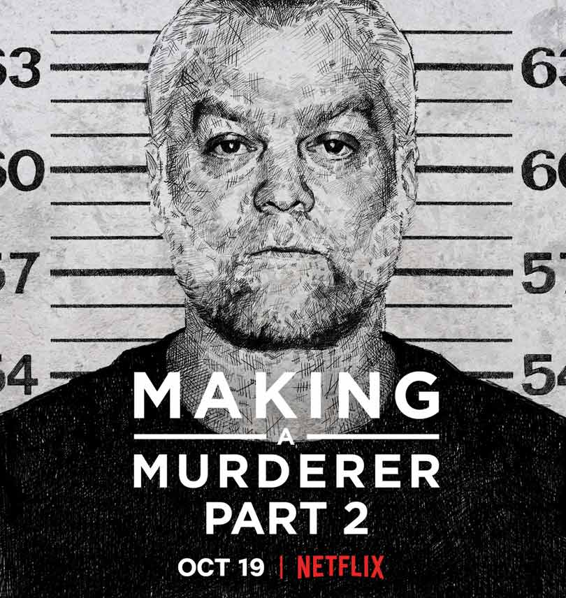 Making a Murderer key art season 2