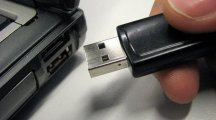 Malware-loaded USB sticks have been posted to homes in Australia