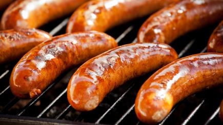 Many branded sausages contain shocking salt levels, so here's how to make your own