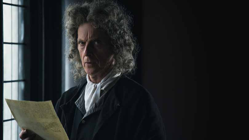 Martin's Close - Peter Capaldi stars in the BBC Four spooky special