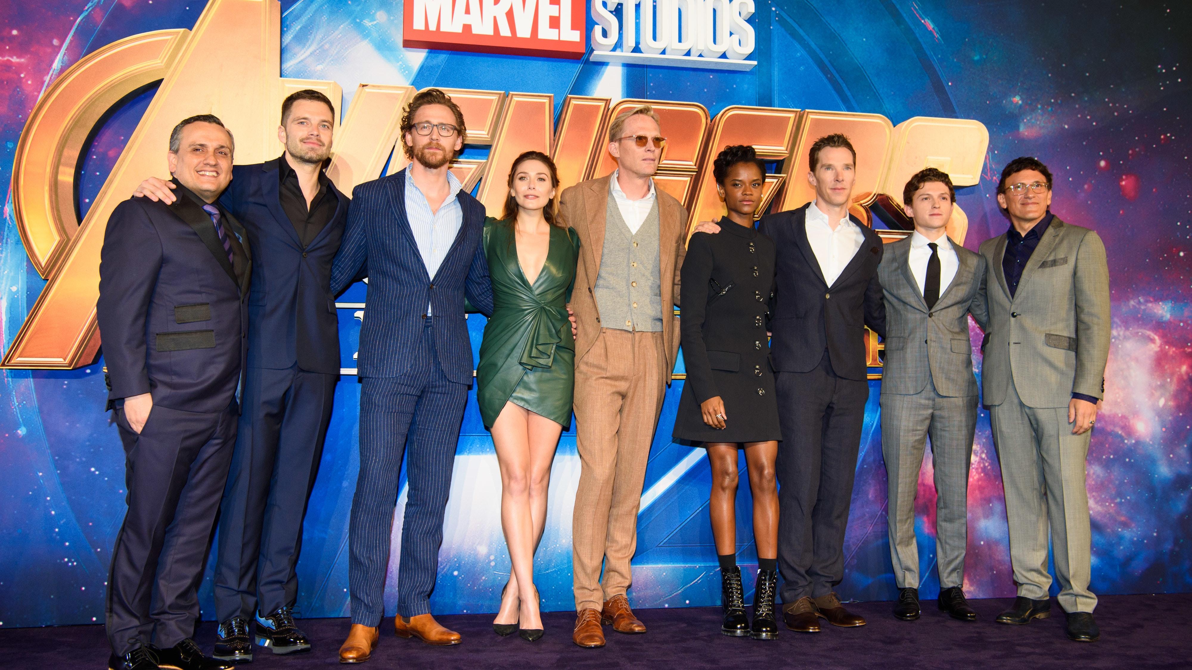 Marvel shares new Avengers: Endgame character posters | BT