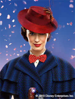 Mary Poppins Returns module