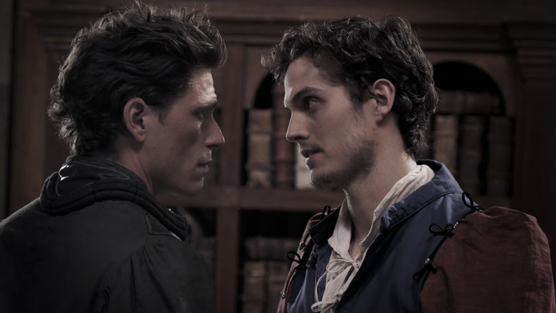Daniel Sharman in Medici: The Magnificent