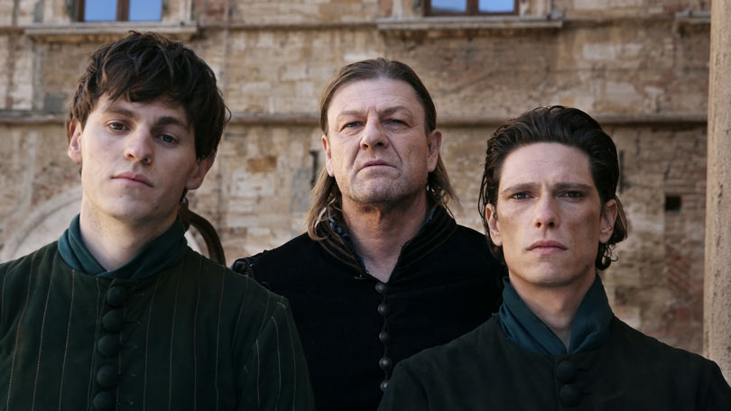 Sean Bean in Medici: The Magnificent