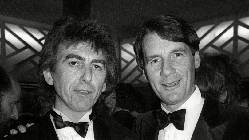 Michael Palin George Harrison