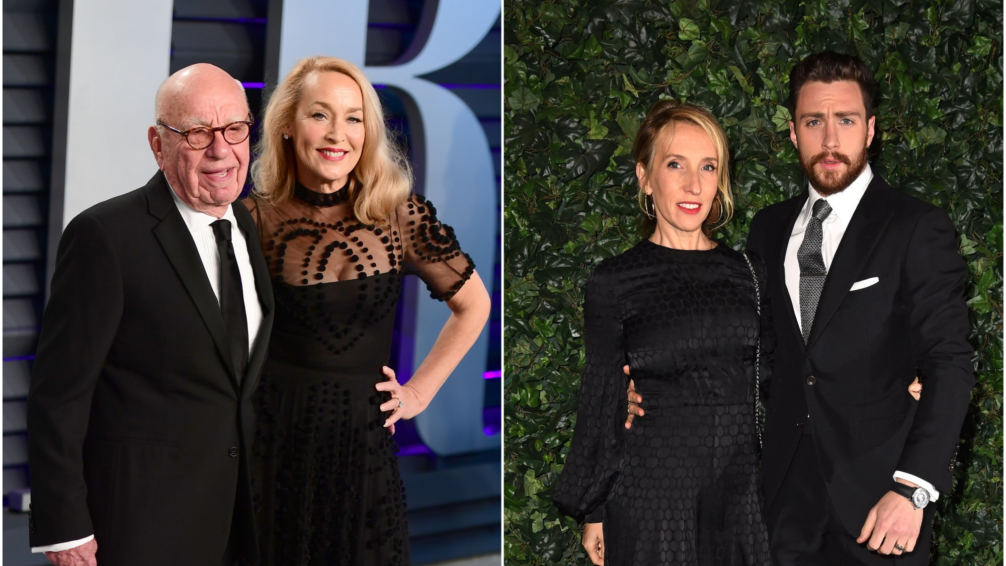 Mind the (age) gap! Celebrity couples with years between