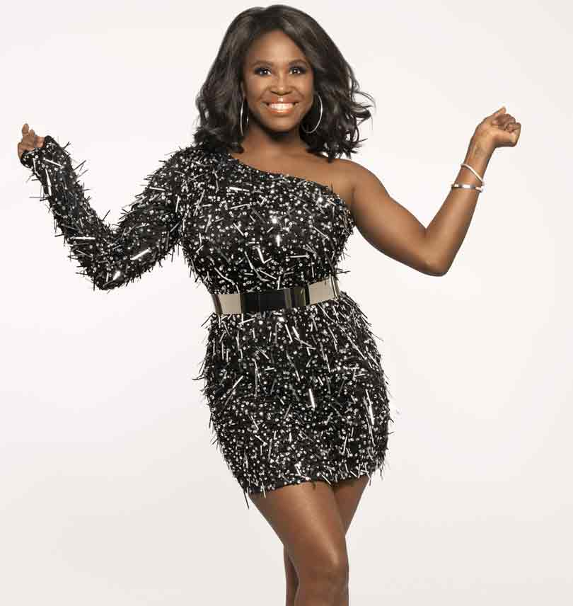 Motsi Mabuse - New Strictly Come Dancing judge