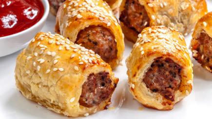 Move over Greggs: 10 tips to make perfect sausage rolls at home
