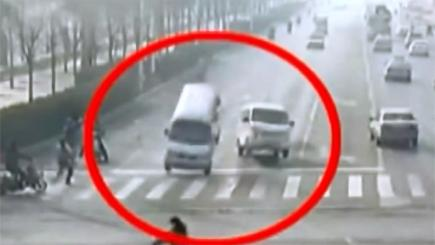 Mystery of levitating cars' bizarre accident is solved