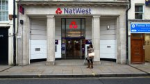 NatWest email scam that features a 'secure' page