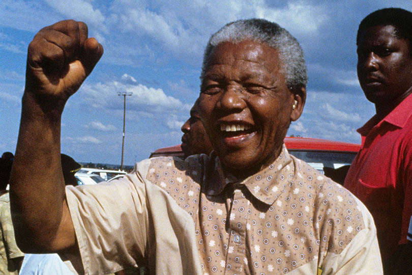 Nelson Mandela A Life In Pictures