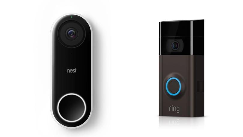 Ring vs Nest design